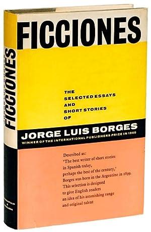 Ficciones [Fictions]: BORGES, Jorge Luis