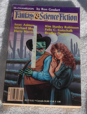 The Magazine of Fantasy & Science Fiction,: Robinson, Kim Stanley