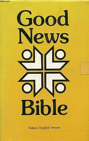 GOOD NEWS BIBLE, TODAY'S ENGLISH VERSION: COLLECTIF