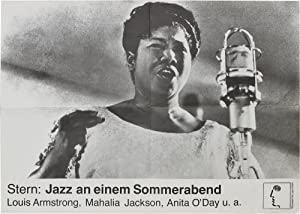Stern: Jazz an einem Sommerabend [Jazz on a Summer's Day]