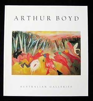 Arthur Boyd. 30 Paintings 1985-12994, 23 Etchings: Pearce, Barry; McKenzie,