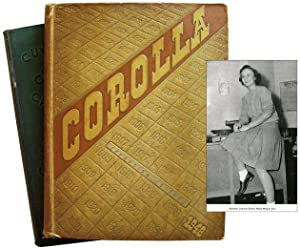 The Corolla, 1947 and 1948 [Her College: LEE, Harper)