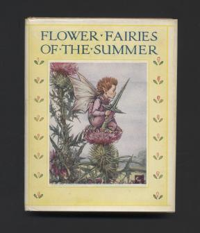 Flower Fairies of the Summer.: Barker, Cicely Mary.