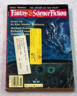 The Magazine of Fantasy & Science Fiction: Edward L., Editor.
