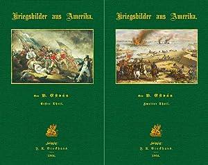 Kriegsbilder aus Amerika; Erster und Zweiter Theil: Estván, Bela