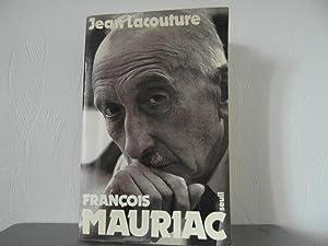 Francois Mauriac: Lacouture, Jean