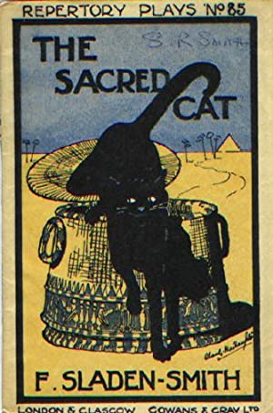 The Sacred Cat, A Play in One Act, Repertory Plays, No. 85