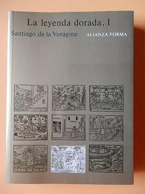 La leyenda dorada, 1: Santiago de la Vorágine