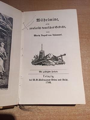 Die Bücher der Abtei Thelem - Band 25: Wilhelmine: Biermann, Otto Julius, Conrad Hoefer und Moritz ...