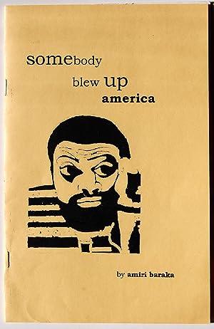Somebody Blew Up America: Baraka, Amiri
