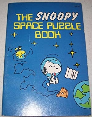 The Snoopy Space Puzzle Book: N/A