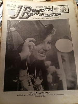 Illustrierter Beobachter - 13. Jahrgang, Folge 52 vom 29. Dez 1938: Diebow, Hans: