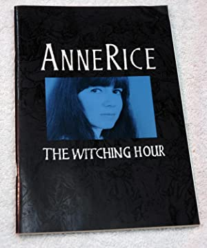 The Witching Hour: Anne Rice