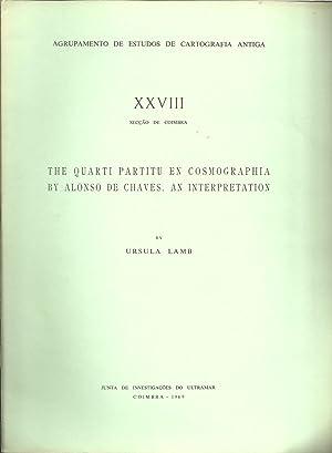 THE QUARTI PARTITU EN COSMOGRAPHIA BY ALONSO: LAMB, Ursula