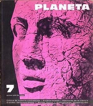 Revista Planeta Nº 7 - Setiembre / Octubre 1965: Pauwels, Louis - Bergier, Jacques - Castro, Josué ...