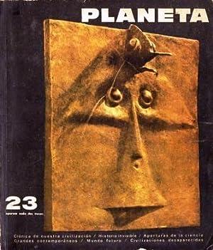 Revista Planeta Nº 23 - Mayo / Junio 1968: Pauwels, Louis - Bergier, Jacques - Otros
