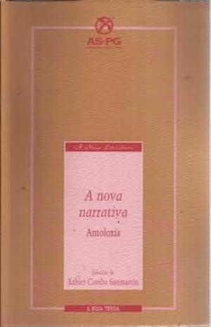 A nova narrativa. Antoloxía: Camba Sanmartín, Xabier