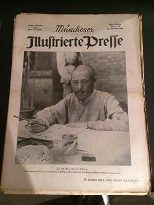 Münchner Illustrierte Presse - Nr. 43 vom 20. September 1924 (1. Jahrgang): Dzialas, Wilhelm und ...