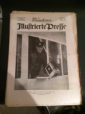 Münchner Illustrierte Presse - Nr. 45 vom 4. Oktober 1924 (1. Jahrgang): Dzialas, Wilhelm und Otto ...