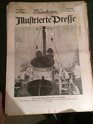 Münchner Illustrierte Presse - Nr. 42 vom 13. September 1924 (1. Jahrgang): Dzialas, Wilhelm und ...