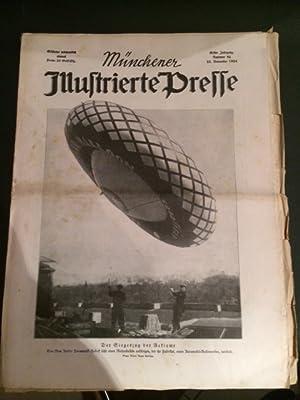 Münchner Illustrierte Presse - Nr. 52 vom 22. November 1924 (1. Jahrgang): Dzialas, Wilhelm und ...