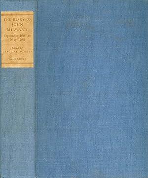 The Diary of John Milward, Esq., Member: Milward, John; Robbins,