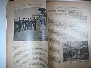 RECUERDO DE LA VISITA CON QUE S.M. EL REY D. ALFONSO XIII HONRO LAS CAVAS CODORNIU DE SAN SADURNI ...