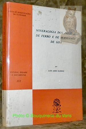 Estudos, ensaios e documentos 103. Mineralogia dos: DO AMARAL, Ilido.