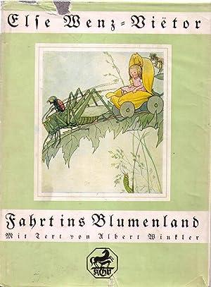 Fahrt ins Blumenland,: Winkler, Albert,