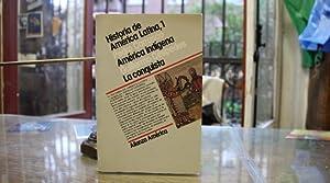 Historia de América Latina, 1: América Indígena/: Pedro Carrasco/ Guillermo