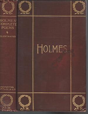 The Complete Poetical works of Oliver Wendell: Holmes, Oliver Wendell)