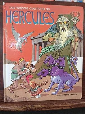 Las mejores aventuras de Hercules: VV.AA