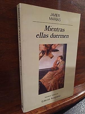 Mientras ellas duermen: Javier Marías