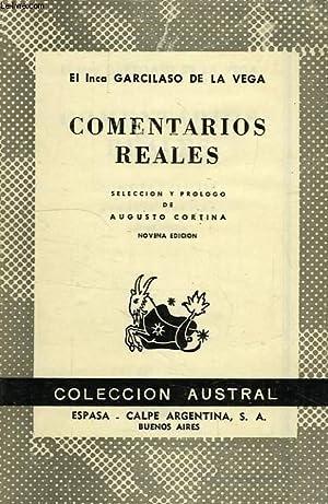 COMENTARIOS REALES: GARCILASO DE LA