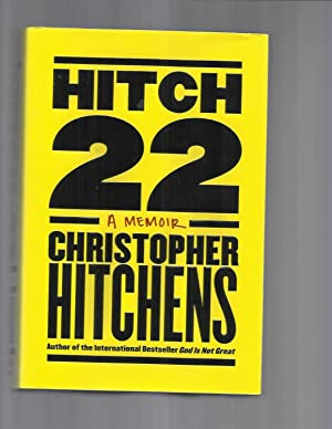 HITCH 22: A Memoir,.: Hitchens, Christopher