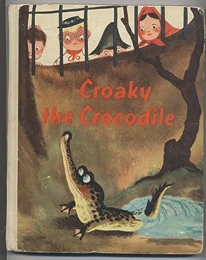 Croaky the Crocodile: Telgarsky, Jozef; Illustrated
