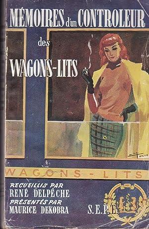 Image du vendeur pour MEMOIRES D'UN CONTROLEUR DES WAGONS-LITS -- mis en vente par Le Chat qui SouriS...