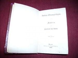 Laien-Evangelium: Jamben von Friedrich von Sallet.: von Sallet:
