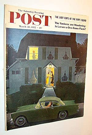 The Saturday Evening Post, March 30, 1957: Nelson, Robert J.;