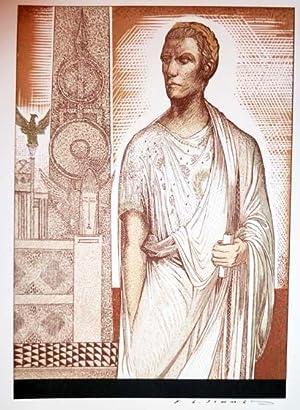 Les Douze Cesars by Tranquillus C. Suetonius: Schmied, Francois Louis