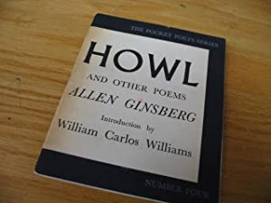 HOWL and Other Poems.: Ginsberg, Allen.