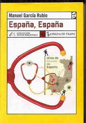ESPAÑA, ESPAÑA: GARCIA RUBIO, MANUEL