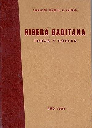 RIBERA GADITANA - TOROS Y COPLAS: Francisco Herrera Altamirano
