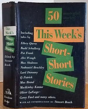 THIS WEEK'S SHORT STORIES: Beach, Stewart (Editor)