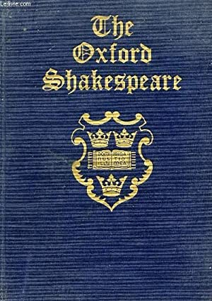 THE COMPLETE WORKS OF SHAKESPEARE: SHAKESPEARE William, By