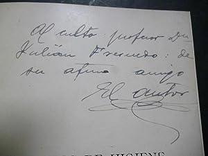Elementos de Higiene por. Doctor en Ciencias: Cendrero Curiel, Orestes.