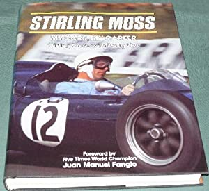 Stirling Moss My Cars, My career.
