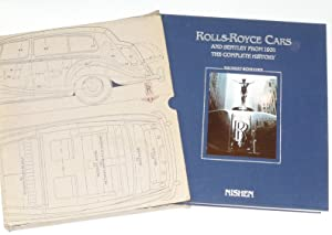 Rolls-Royce Cars And Bentley from 1931 The Complete History