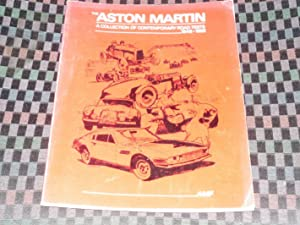 The Aston Martin A Collection of Contemporary Road Tests 1948-1959