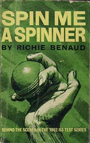 SPIN ME A SPINNER. Behind the Scenes: Richie Benaud